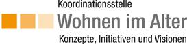 """LOGO_Koordinationsstelle """"Wohnen im Alter"""""""