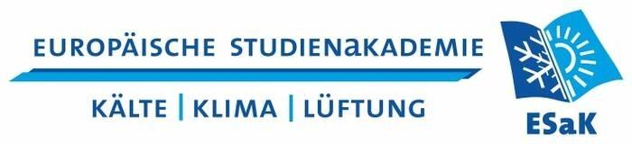 LOGO_ESaK Europäische Studienakademie Kälte-Klima-Lüftung