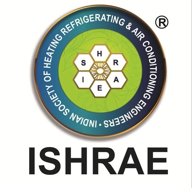 LOGO_The Indian Society of Heating, Refrigerating and Air Conditioning Engineers (ISHRAE)