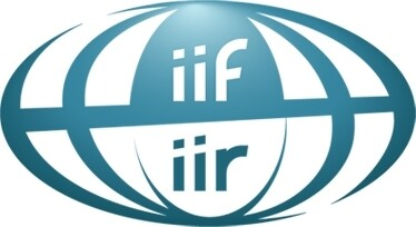 LOGO_International Institute of Refrigeration, IIR IIF