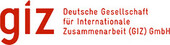 LOGO_GIZ - Deutsche Gesellschaft für Internationale Zusammenarbeit GmbH