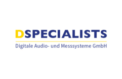 LOGO_DSPECIALISTS digitale Audio- und Messsysteme GmbH