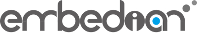 LOGO_EMBEDIAN, Inc.