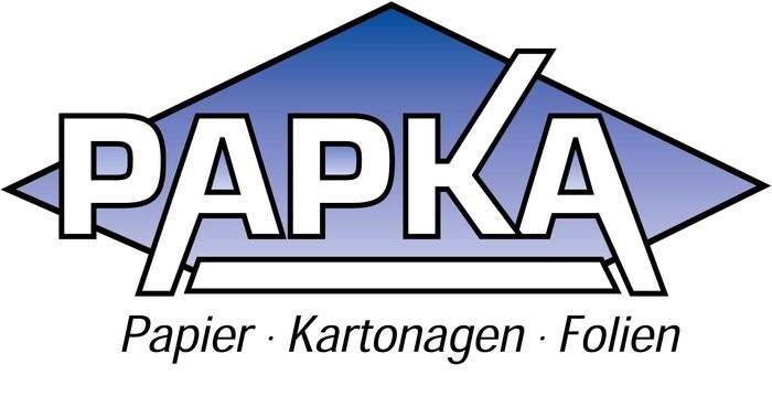 LOGO_Papka e. K. Papier - Kartonagen - Folien