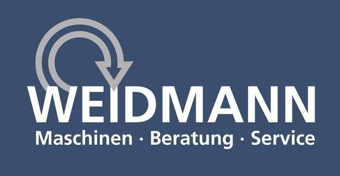LOGO_WEIDMANN Maschinen - Beratung - Service