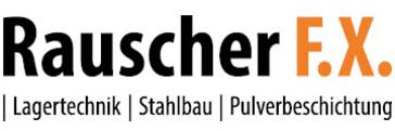 LOGO_Rauscher F.X. Lagertechnik GmbH