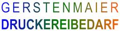LOGO_Gerstenmaier Druckereibedarf