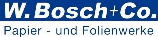 LOGO_W. Bosch GmbH + Co. KG Papier- und Folienwerke