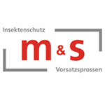 LOGO_m+s Insektenschutz und Vorsatzsprossen