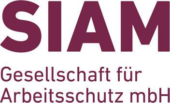 LOGO_SIAM Gesellschaft für Arbeitsschutz mbH