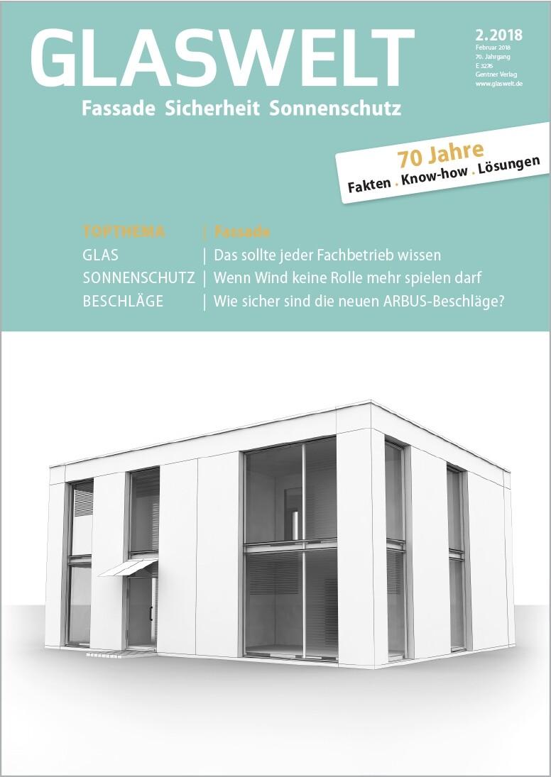 LOGO_GLASWELT, Alfons W. Gentner Verlag GmbH & Co. KG