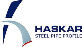 LOGO_HASKAR STEEL PIPE PROFILE Haskar Celik Boru Profil Metal Isleme San. Tic. A.S.