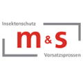 LOGO_m+s Sprossenelemente GmbH Insektenschutz & Vorsatzsprossen