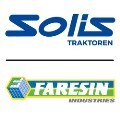 LOGO_Solis Traktoren / Faresin Teleskoplader