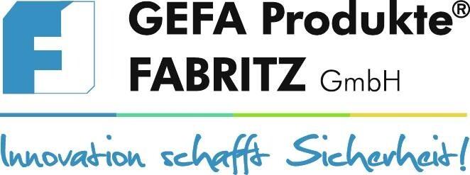LOGO_GEFA Produkte FABRITZ GmbH