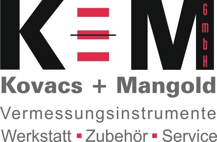 LOGO_K + M Vermessungstechnik GmbH