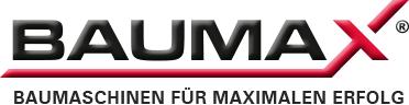 LOGO_BAUMAX Maschinentechnik GmbH