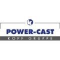 LOGO_POWER-CAST Gruppe