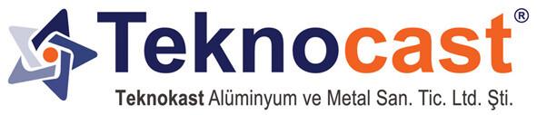 LOGO_Teknocast Alüminyum ve Metal San. Tic. Ltd. Sti.