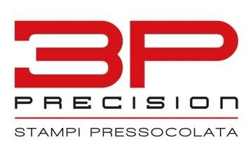 LOGO_3P PRECISION - STAMPI PRESSOCOLATA