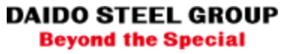LOGO_Daido Steel Co. Ltd. Europe office