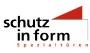 LOGO_schutz in form GmbH Spezialtüren