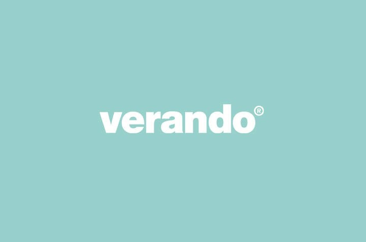 LOGO_verando - eine Marke der alfer Aluminium GmbH verando