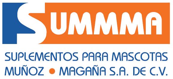 LOGO_SUMMMA SUPLEMENTOS PARA MASCOTAS MUÑOZ MAGAÑA, S.A. DE C.V.