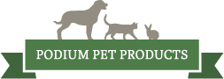 LOGO_Podium Pet Products, DOG ROCKS UK DISTRIBUTION LTD