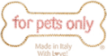 LOGO_For Pets Only s.r.l.