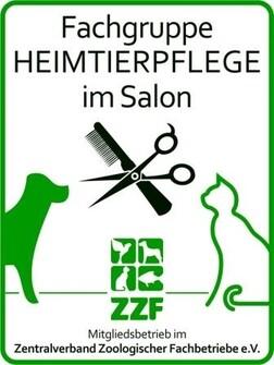 LOGO_ZZF-Fachgruppe Heimtierpflege im Salon