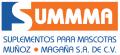 LOGO_SUMMMA, SUPLEMENTOS PARA MASCOTAS MUÑOZ MAGAÑA, S.A. DE C.V.