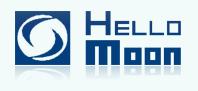 LOGO_HELLOMOON, Hangzhou Trading Co., Ltd.