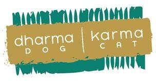 LOGO_Dharma Dog Karma Cat, Distinctly Himalayan