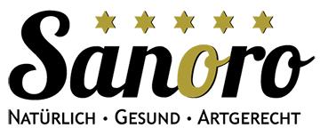 LOGO_Sanoro Tierbedarf GmbH