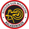 LOGO_KALASHNIKOV gun magazine Azimuth Ltd.