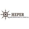 LOGO_HEPER METAL DOKUM SANAYI VE TICARET A.S