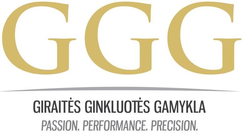 LOGO_GGG (Giraites Ginkluotes Gamykla)