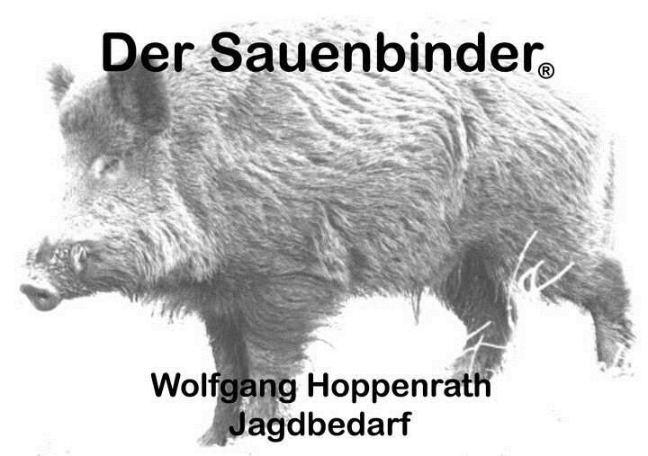 LOGO_Der Sauenbinder / Wolfgang Hoppenrath