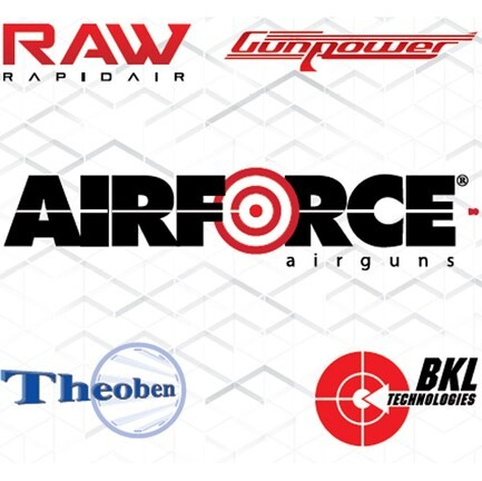 LOGO_Airforce Airguns Gun Power, Theoben