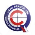 LOGO_LUVO Praha spol. s.r.o. LUVO FIREARMS