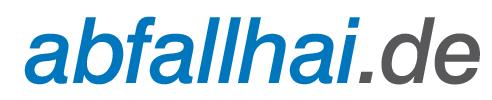 LOGO_Abfallhai Deutschland GmbH