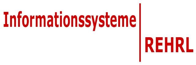 LOGO_Informationssysteme REHRL