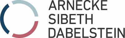 LOGO_ARNECKE SIBETH DABELSTEIN RAe StB PartmbB