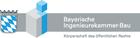 LOGO_Bayerische Ingenieurekammer - Bau
