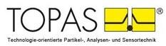 LOGO_Topas GmbH Technologie-orientierte Partikel- Analysen- und Sensortechnik