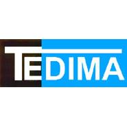 LOGO_TEDIMA, Technische Dichtungen Maschinen und Anlagenbau GmbH