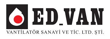 LOGO_ED-VAN VANTILATOR SANAYI VE TICARET LTD STI