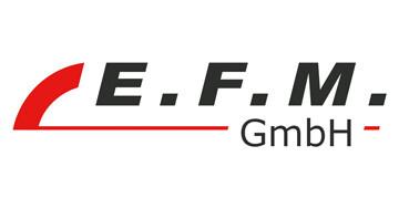 LOGO_E.F.M. GmbH Gummitechnik