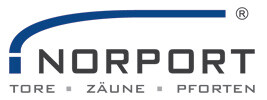 LOGO_NORPORT Tore-Zäune-Pforten GmbH & Co. KG